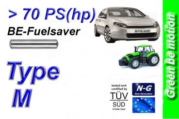 BE-Fuelsaver Type M more than 70 HP