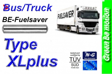 BE-Fuelsaver Type XL plus for BUS and TRUCK