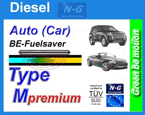 BE-Fuelsaver Type Mpremium 100 - 400 HP , Spportcars SUV