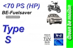 BE-Fuelsaver Type S less than 70 HP
